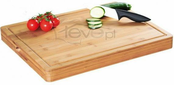 Kesper Masywna Deski bambusowe Deska do krojenia, firmy - 55125