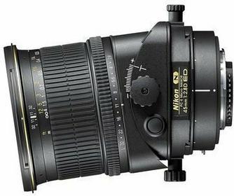 Nikon MF 45mm f/2.8D PC-E ED