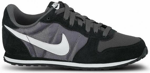 Nike Genicco 644451-018 czarno-szary