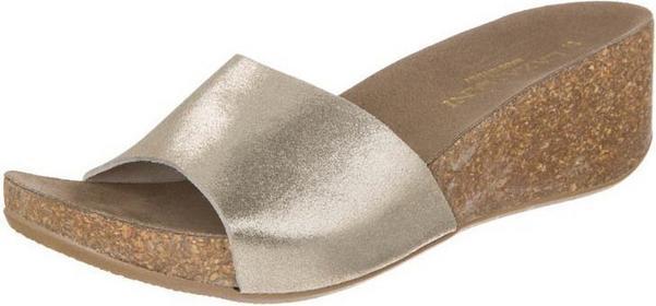 Lazamani klapki gold 69.155