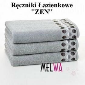 Zwoltex Ręcznik kąpielowy bawełniany 70x140 Zen (Zen50)