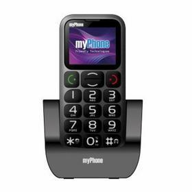 myPhone 1045 SIMPLY Czarny