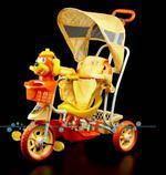 Baby Maxi Rowerek trójkołowy
