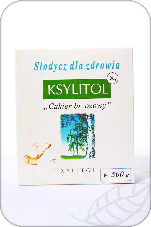 AKA ksylitol cukier brzozowy - 500 g