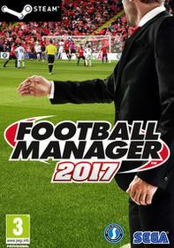 Sega Digital Football Manager 2017 Klucz Steam