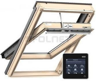 Velux Okno dachowe GLL INTEGRA SD002 sterowane elektrycznie GLLFK06SD002