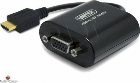 Unitek Konwerter Y5301 HDMI do VGA Y-5301