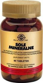 Solgar Sole Mineralne 90 szt.