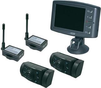 System kamer cofania ProUser 2 kamery