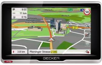 Becker Active 5 CEE LMU Europa
