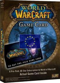 World of Warcraft EU - pre-paid