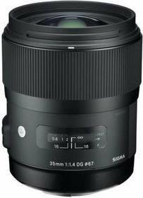 Sigma 35mm f/1.4 A HSM DG Nikon