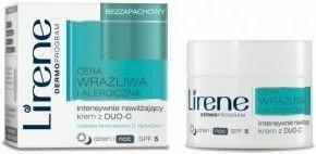 Dr Irena Eris Lirene Cera Wrażliwa i Alergiczna Krem intensywnie nawilżający Duo-C 50ml
