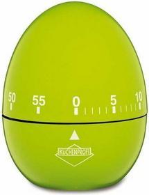 Kuchenprofi minutnik jajko zielone, stal lakierowana KU-1009241100