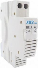 Mixvill Dzwonek modułowy na szynę 230V AC