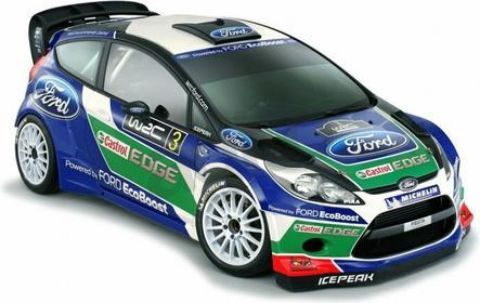 Silverlit 1:24 Ford Fiesta RS WRC 2012 S 82437