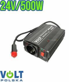 VOLT Przetwornica napięcia IPS-350/500 PLUS (24 V/500 W) POLSKA