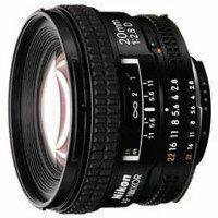 Nikon AF 20 f/2.8D