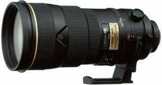 Nikon AF-S 300mm f/2.8 G IF-ED VR
