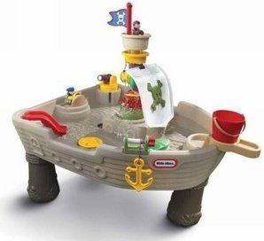 Little Tikes Wodny stół - statek piracki Kotwica w górę 615924