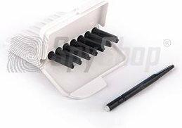 Blucom Zestaw filtrów do mikrosłuchawki
