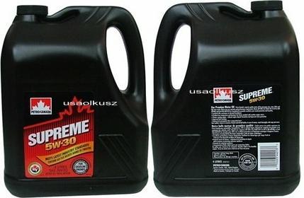 Petro-Canada SUPREME 5W-30 4L