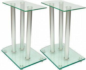 Zestaw szklanych podstawek na głośniki (2szt)