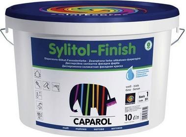 Caparol Sylitol Finish silikatowa farba Farba fasadowa 10L - Sylitol Finish si