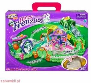 Hasbro Fur Real Friends Furry Frenzies Rozbiegane miasteczko 20728