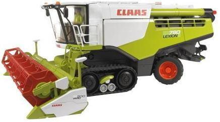Bruder Claas Lexion 780 - Kombajn zbożowy 02119