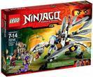 LEGO Ninjago - Tytanowy smok - 70748