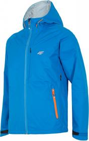 4F [T4L15-KUMTR102] Kurtka trekkingowa męska KUMTR102 - niebieski jasny