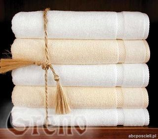 Ręcznik WELLNESS z włóknem bambusowym