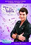 Violetta sezon 2 cz. 2 (Disney) DVD