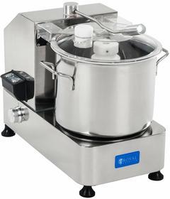 Royal Catering Kuchenna Szatkownica RCKC-9000 o pojemności 9000 ml