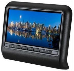 NVOX Monitor zagłówkowy 7 cali HD USB SD IR FM VR7017HD BL