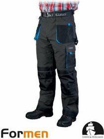 Leber & Hollman spodnie ROBOCZE ZIMOWE LH-FMNW-T SBN roz. M LH-FMNW-T SBN M