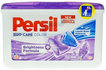 Persil Duo-caps Kapsułki do prania color lavender freshness brightness formula 1