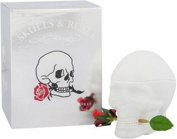 Christian Audigier Ed Hardy Skulls & Roses woda perfumowana 100ml