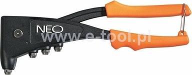 NEO-TOOLS nitownica ręczna profesjonalna 18-103