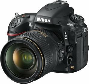 Nikon D800 inne zestawy