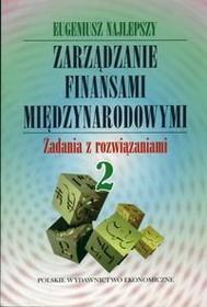 Najlepszy Eugeniusz Zarządzanie finansami międzynarodowymi Zadania z rozwiązaniami
