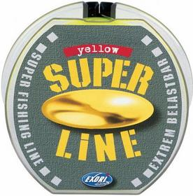 Exori Fishing żyłka SuperFluorYellow 100m 0,30mm 6,0kg