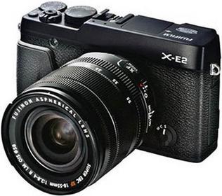 Fuji X-E2 + 18-55 kit czarny