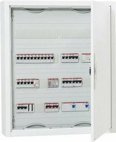ABB Rozdzielnica natynkowa 96-modułowa z drzwiami IP43 AT42 30122