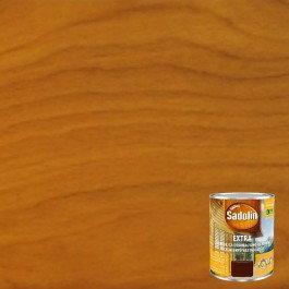 Sadolin Extra Lakierobejca do dekoracji i zabezpieczenia drewna 0.75L Drzewo wiś