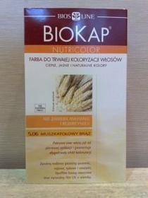 Bios Line Biokap Nutricolor 5.06 Muszkatołowy brąz