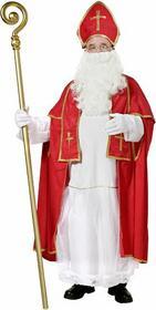 Kostium świętego Mikołaja biskupa (strój prawdziwego Mikołaja) - model 2