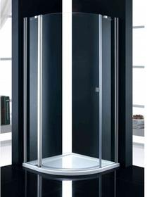 Swiac Humia 90x90 L lewa szkło transparentne