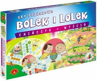 Alexander Bolek i Lolek - Chińczyk + Wyścig (duży) 0671